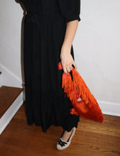 Grace bag tangerine
