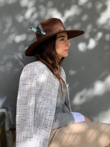 Jana de Luque Brick Lane hat