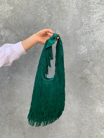 Grace bag emerald