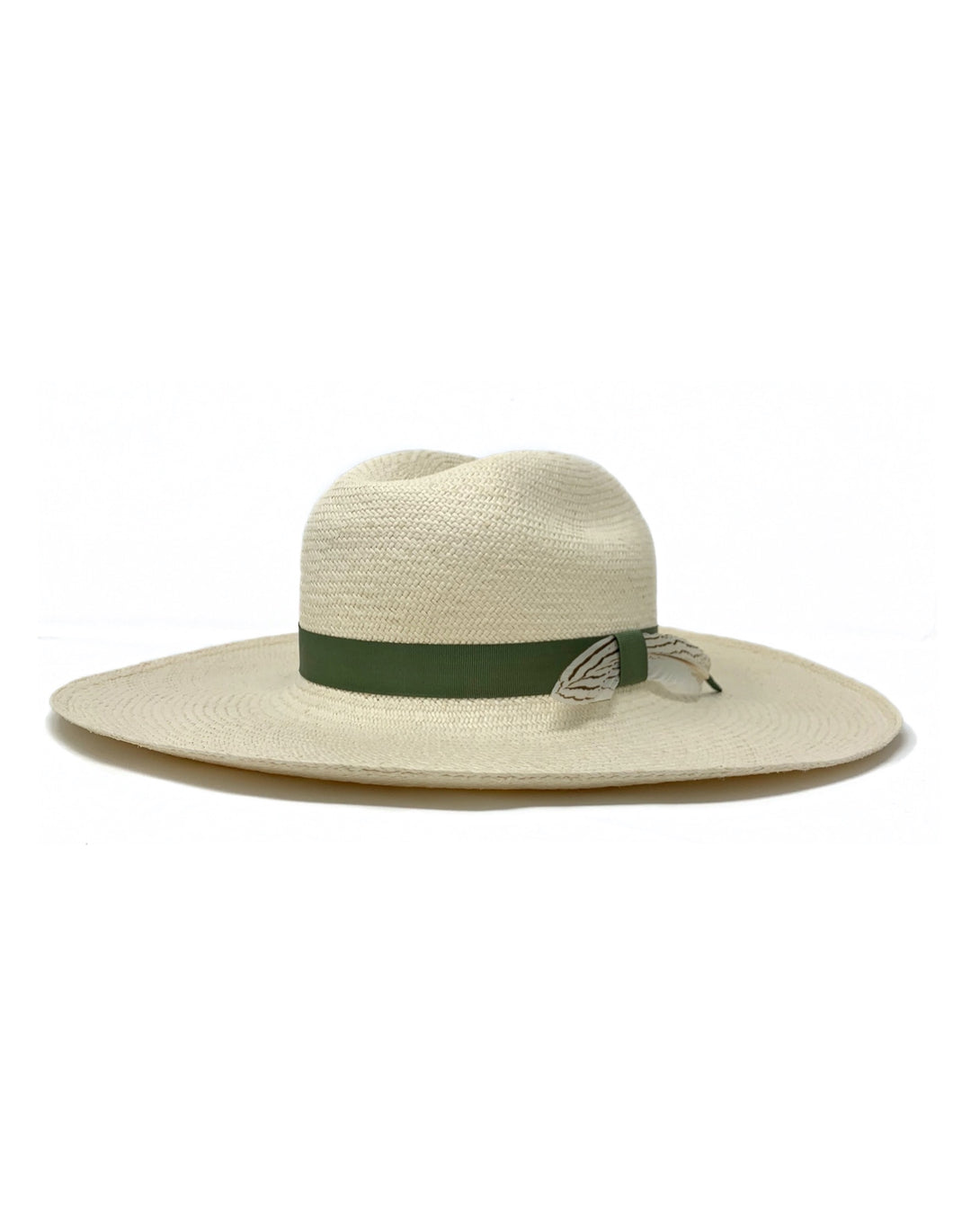 Jana de Luque New Orleans hat