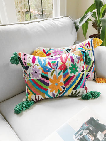 Renata Pillow Cover Orange