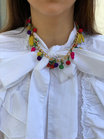 Milagros necklace