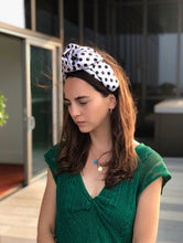 Leonor Headband Polka Dots