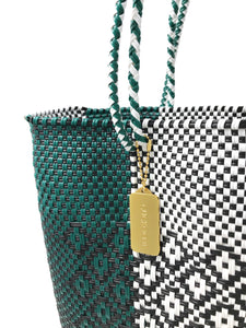 Lupe Bag Forest Green