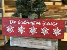 12/22/18 Stocking Holder Workshop (6 pm)