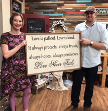 09/21/2017 (6pm) Large Framed Sign Workshop (Pooler, Georgia)