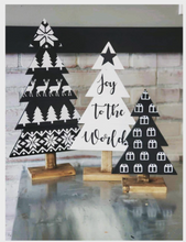 12/01/18 Mini Christmas Tree Workshop (6:00 pm)