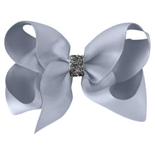 Large Boutique Bow - white