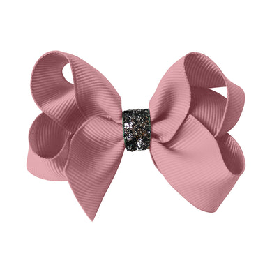 Medium Boutique Bow - quartz