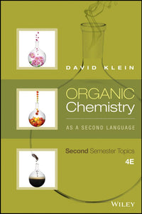 Organic Chemistry As a Second Language: Second Semester Topics 4th Edition - eBook, (Phone, Tablet, Computer) Fast Instant delivery