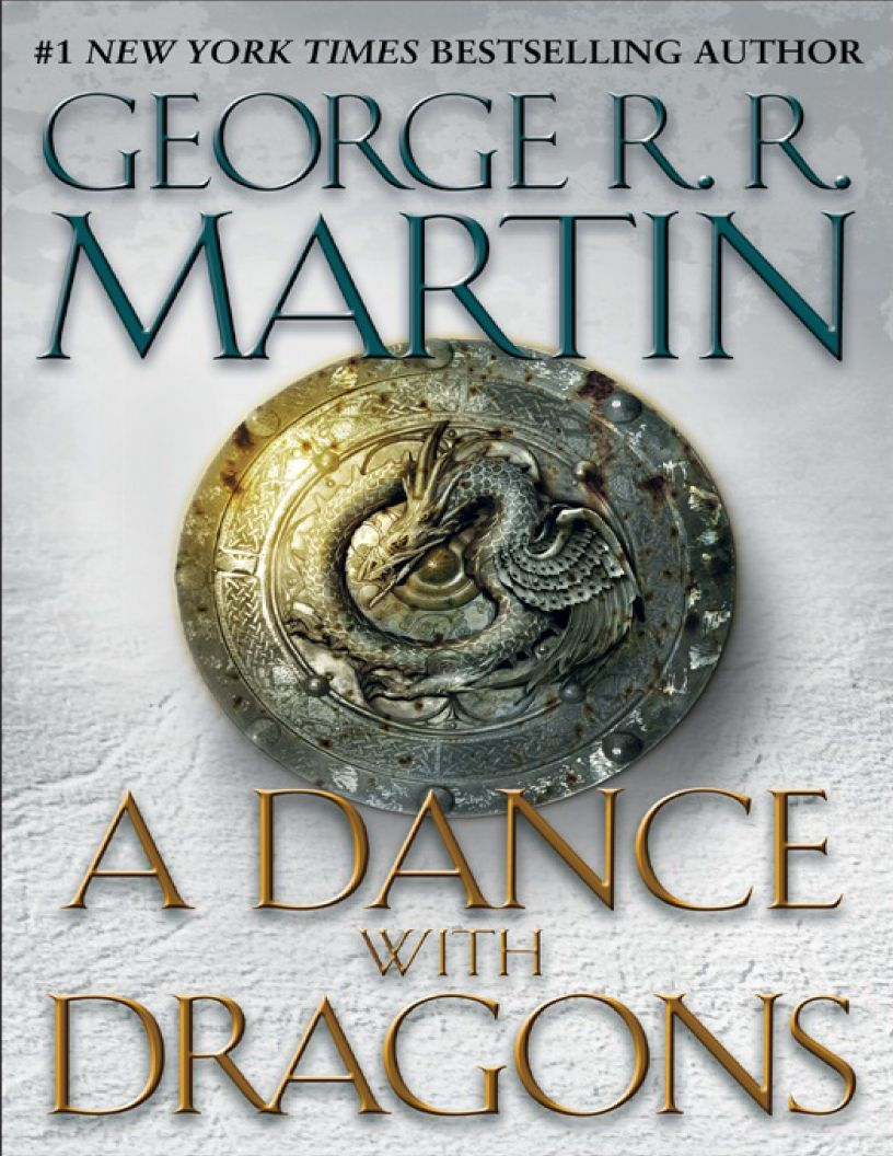 A Dance With Dragons (A Song of Ice and Fire, Book 5) by George R. R. Martin - eBook, ePub, Mobi, PDF (Fast instant delivery)