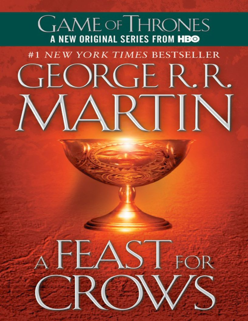 A Feast For Crows (A Song of Ice and Fire, Book 4) by George R. R. Martin - eBook, ePub, Mobi, PDF (Fast instant delivery)