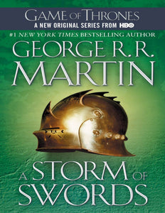 A Storm of Swords (A Song of Ice and Fire, Book 3) by George R. R. Martin - eBook, ePub, Mobi, PDF (Fast instant delivery)