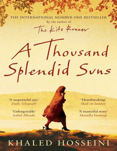 A Thousand Splendid Suns - eBook, ePub, Mobi, PDF (Fast instant delivery)