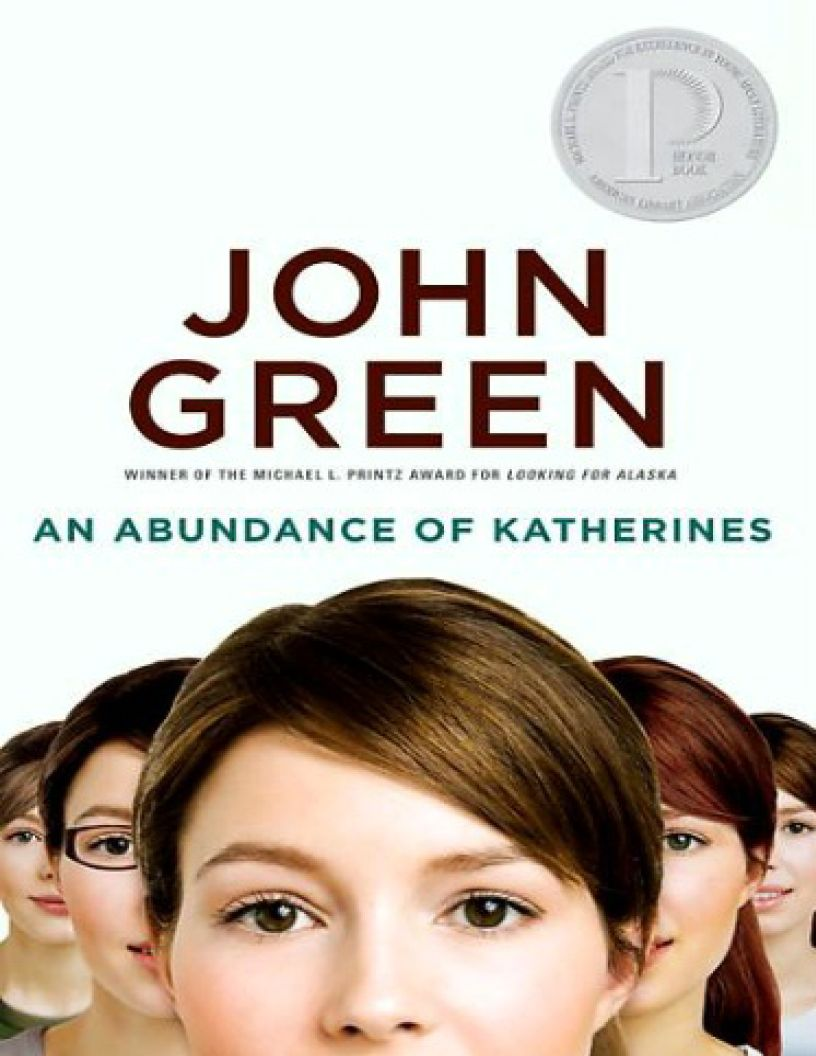 An Abundance of Katherines by John Green - eBook, ePub, Mobi, PDF (Fast instant delivery)