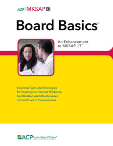 MKSAP - Board Basics 4 - eBook, PDF (Fast instant delivery)