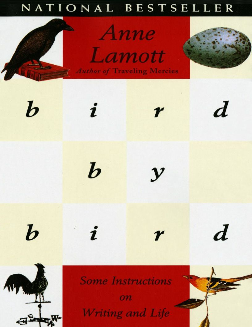 Bird by Bird: Some Instructions on Writing and Life - eBook, (Phone, Tablet, Computer) Fast Instant delivery