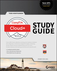 CompTIA Cloud+ Study Guide: Exam CV0-001: 1st Edition - eBook, ePUB, Mobi, PDF(Fast Instant Delivery)