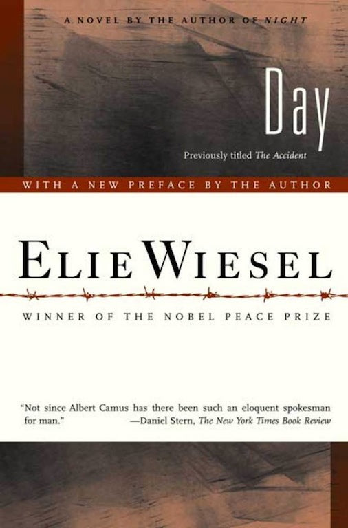 Day: A Novel by Elie Wiesel - eBook, ePub, Mobi, PDF (Fast instant delivery)