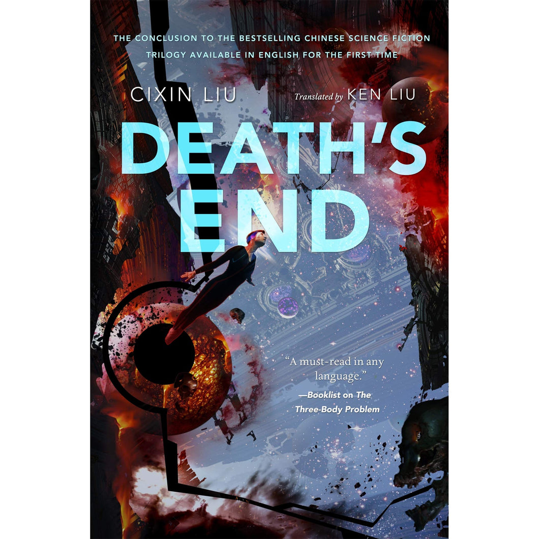 Death's End by Cixin Liu - eBook, ePub, Mobi, PDF (Fast instant delivery)