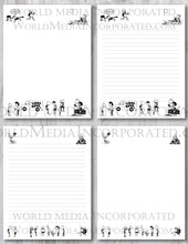 Diary of a Wimpy Kid - Printable Paper - Coloring, Diary, Art, Scrapbook