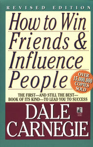 How to Win Friends & Influence People by Dale Carnegie - eBook, ePUB, Mobi, PDF (Fast Instant Delivery)