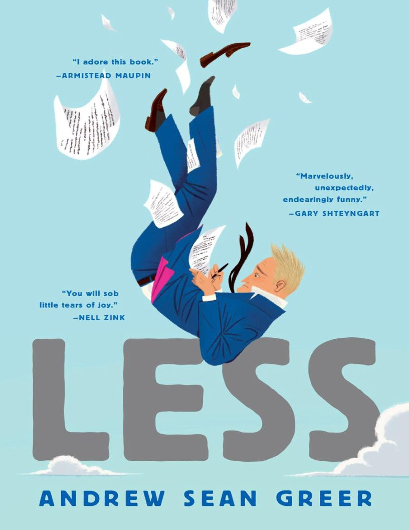 Less (Winner of the Pulitzer Prize): A Novel - eBook, ePub, Mobi, PDF (Fast instant delivery)
