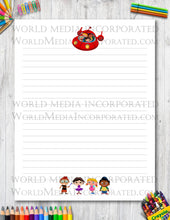 Little Einsteins - Printable Paper - Coloring, Diary, Art, Scrapbook