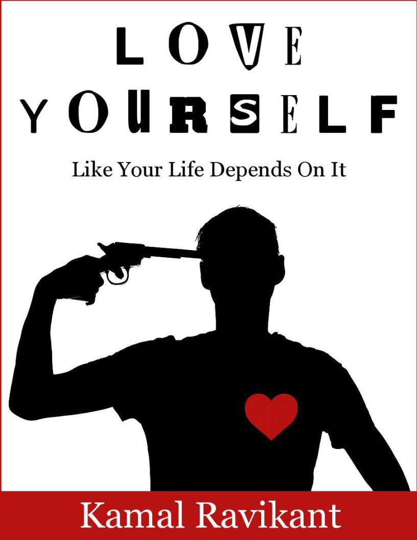 Love Yourself Like Your Life Depends On It - eBook, ePub, Mobi, PDF (Fast instant delivery)