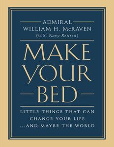 Make Your Bed: Little Things That Can Change Your Life...And Maybe the World - eBook, ePub, Mobi, PDF (Fast instant delivery)