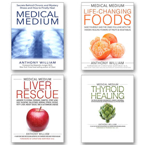 Medical Medium Books Set - eBook, (Phone, Tablet, Computer) Fast Instant delivery