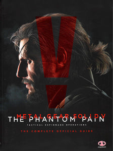 Metal Gear Solid V: The Phantom Pain: The Complete Official Guide - eBook, (Phone, Tablet, Computer) Fast Instant delivery