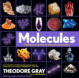 Molecules: The Elements and the Architecture of Everything - eBook, (Phone, Tablet, Computer) Fast Instant delivery