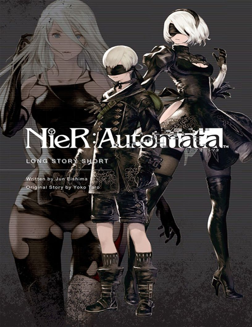 NieR:Automata: Long Story Short - eBook, (Phone, Tablet, Computer) Fast Instant delivery