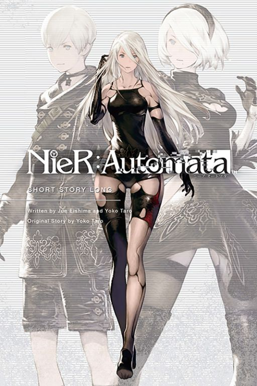 NieR:Automata: Short Story Long - eBook, (Phone, Tablet, Computer) Fast Instant delivery