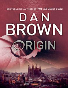Origin: A Novel by Dan Brown - eBook, ePUB, Mobi, PDF (Fast instant delivery)