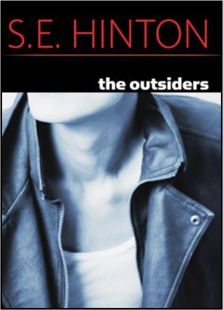 The Outsiders: by S.E. Hinton - eBook, PDF (Fast instant delivery)