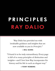 Principles: Life and Work by Ray Dalio - eBook, (Phone, Tablet, Computer) Fast Instant Delivery