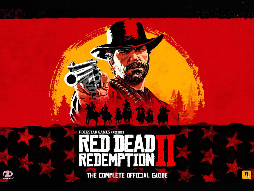 Red Dead Redemption 2: The Complete Official Guide Standard Edition - eBook, (Phone, Tablet, Computer) Fast Instant delivery