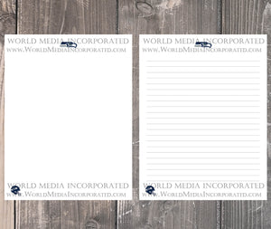 Seattle Seahawks: NFL Printable Paper & Writing Paper - Instant Download (Fast instant delivery)