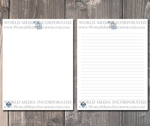Tampa Bay Rays: MLB Printable Paper & Writing Paper - Instant Download (Fast instant delivery)