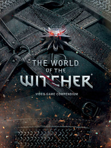 The World of The Witcher: Video Game Compendium - eBook, (Phone, Tablet, Computer) Fast Instant delivery