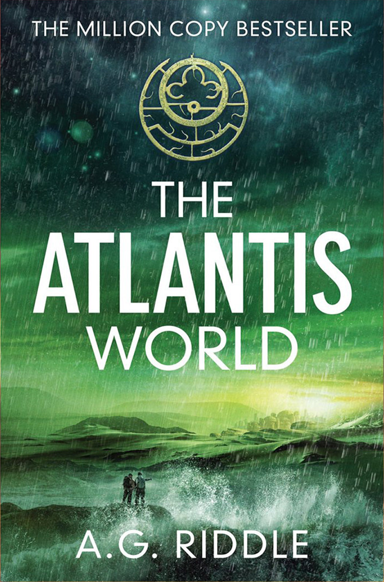 The Atlantis World - eBook, (Phone, Tablet, Computer) Fast Instant delivery
