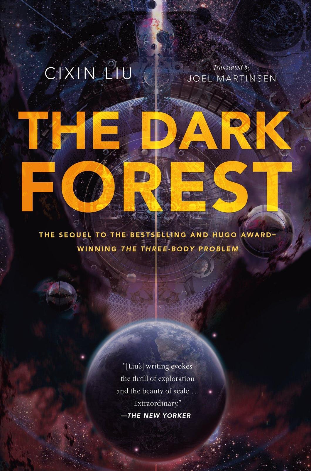 The Dark Forest by Cixin Liu - eBook, ePub, Mobi, PDF (Fast instant delivery)