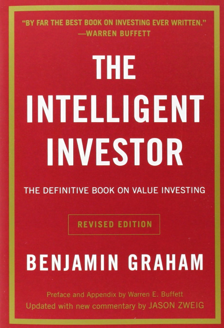 The Intelligent Investor - eBook, (Phone, Tablet, Computer) Fast Instant delivery