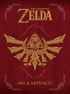 The Legend of Zelda: Art & Artifacts - eBook, (Phone, Tablet, Computer) Fast Instant delivery