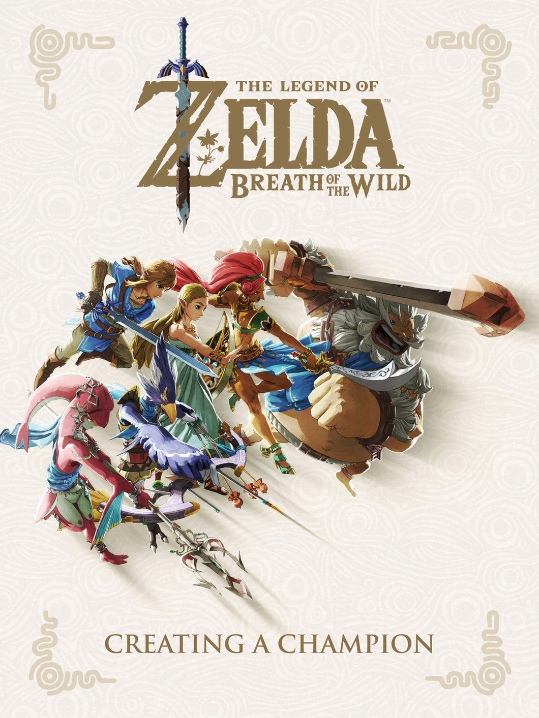 The Legend of Zelda: Breath of the Wild, Creating a Champion - eBook, (Phone, Tablet, Computer) Fast Instant delivery