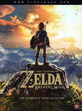 The Legend of Zelda: Breath of the Wild: The Complete Official Guide - eBook, PDF (Fast instant delivery)