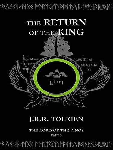 The Return of the King: (Lord of the Rings, 3) by J. R. R. Tolkien - eBook, ePub, Mobi, PDF (Fast instant delivery)
