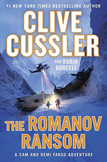 The Romanov Ransom (A Sam and Remi Fargo Adventure) by Clive Cussler - eBook, ePub, Mobi, PDF (Fast instant delivery)